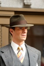 """MARVEL'S AGENT CARTER - """"Valediction"""" - Peggy faces the full fury of Leviathan, as Howard Stark makes his return in the explosive season finale of """"Marvel's Agent Carter,"""" TUESDAY, FEBRUARY 24 (9:00-10:00 p.m., ET) on the ABC Television Network. (ABC/Kelsey McNeal) JAMES D'ARCY"""
