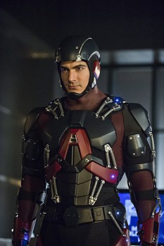 "Arrow -- ""Nanda Parbat"" -- Image AR315C_0222b -- Pictured: Brandon Routh as Ray Palmer / The Atom -- Photo: Dean Buscher/The CW -- © 2015 The CW Network, LLC. All Rights Reserved."