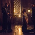 """Arrow -- """"Nanda Parbat"""" -- Image AR315B_0129b -- Pictured (L-R): Matt Nable as Ra's al Ghul and Stephen Amell as Oliver Queen -- Photo: Cate Cameron/The CW -- �© 2015 The CW Network, LLC. All Rights Reserved."""
