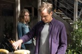 """THE SLAP -- """"Hector"""" Episode 101 -- Pictured: (l-r) Mackenzie Leigh as Connie, Peter Sarsgaard as Hector -- (Photo by: Virginia Sherwood/NBC)"""