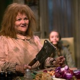 """Supernatural -- """"About a Boy"""" -- Image SN1012B_0028 -- Pictured: Lesley Nicol as Katja -- Credit: Diyah Pera/The CW -- �© 2015 The CW Network, LLC. All Rights Reserved"""