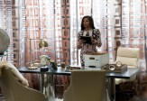 """EMPIRE: Cookie (Taraji P. Henson, L) is cooking up a plan of her own in the special two-hour """"Die But Once/Who I Am"""" Season Finale episode of EMPIRE airing Wednesday, March 18 (8:00-10:00 PM ET/PT) on FOX. CR: Chuck Hodes/FOX"""