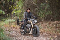 Norman Reedus as Daryl Dixon - The Walking Dead _ Season 5, Episode 15 - Photo Credit: Gene Page/AMC