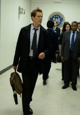 """THE FOLLOWING: Ryan Hardy (Kevin Bacon) investigates a crime scene in the all-new """"New Blood"""" Season Premiere episode of THE FOLLOWING airing Monday, March 2 (9:00-10:00 PM ET/PT) on FOX. ©2015 Fox Broadcasting Co. CR: Giovanni Rufino/FOX"""