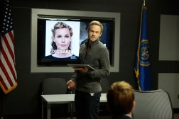 """THE FOLLOWING: Mike (Shawn Ashmore) updates the FBI team in the all-new """"New Blood"""" Season Premiere episode of THE FOLLOWING airing Monday, March 2 (9:00-10:00 PM ET/PT) on FOX. ©2015 Fox Broadcasting Co. CR: Giovanni Rufino/FOX"""