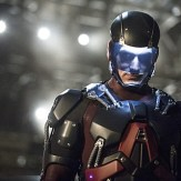 """Arrow -- """"Suicidal Tendencies"""" -- Image AR317B_0287b -- Pictured: Brandon Routh as Ray Palmer / The Atom -- Photo: Cate Cameron/The CW -- �© 2015 The CW Network, LLC. All Rights Reserved."""