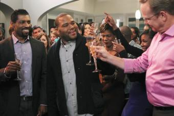 "VIDEO: Preview Tonight's 'black-ish' Season 1, Episode 17 ""30 Something"""