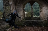 Meryl Streep is the Witch in Disney's humorous and heartfelt musical INTO THE WOODS directed by Rob Marshall and produced by John DeLuca, Rob Marshall, Marc Platt and Callum McDougall.