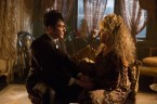 GOTHAM: Oswald Cobblepot (Robin Lord Taylor, L) consoles his mother (guest star Carol Kane, R) in the ÒUnder the KnifeÓ episode of GOTHAM airing Monday, April 20 (8:00-9:00 PM ET/PT) on FOX. ©2015 Fox Broadcasting Co. Cr: Jessica Miglio/FOX