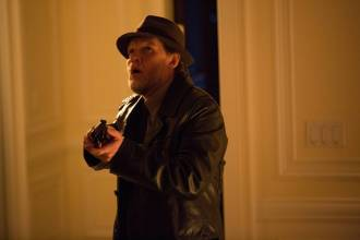 GOTHAM: Donal Logue (Bullock) searches for the Ogre in ÒThe Anvil or the HammerÓ episode of GOTHAM airing Monday, April 27 (8:00-9:00 PM ET/PT) on FOX. ©2015 Fox Broadcasting Co. Cr: Jessica Miglio/FOX.