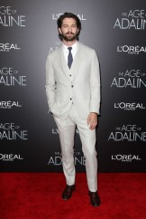 PHOTOS: Blake Lively, Michiel Huisman, & More Attend 'The Age of Adaline' Premiere in NYC