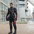 """The Flash -- """"All Star Team Up"""" -- Image FLA118A_0129b -- Pictured: Brandon Routh as Ray Palmer / The Atom -- Photo: Cate Cameron/The CW -- �© 2015 The CW Network, LLC. All rights reserved."""