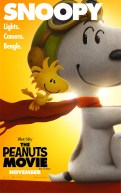Peanuts Movie in theaters November 6, 2015 (Snoopy)
