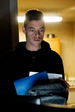 "MR. ROBOT -- ""Pilot"" Episode 101 -- Pictured: Rami Malek as Elliot -- (Photo by: Peter Kramer/USA Network)"