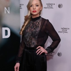 """MR. ROBOT -- """"Tribeca Film Festival Premiere of ?MR. ROBOT? in New York, NY on Sunday, April 26, 2015 """" -- Pictured: Portia Doubleday """"Mr. Robot"""" -- (Photo by: Neilson Barnard/USA Network)"""