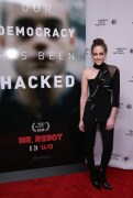 """MR. ROBOT -- """"Tribeca Film Festival Premiere of """"MR. ROBOT"""" in New York, NY on Sunday, April 26, 2015 """" -- Pictured: Carly Chaikin """"Mr. Robot"""" -- (Photo by: Neilson Barnard/USA Network)"""