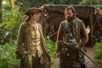 "RECAP: 'Outlander' Season 1, Episode 14 ""The Search"""