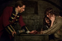 "RECAP: 'Outlander' Season 1, Episode 15 ""Wentworth Prison"""