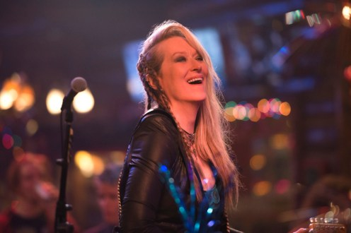 Ricki(Meryl Streep) in TriStar Pictures' RICKI AND THE FLASH.