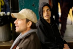 "MR. ROBOT -- ""hellofriend.mov"" Episode 101 -- Pictured: Rami Malek as Elliot -- (Photo by: Peter Kramer/USA Network)"