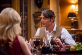 """HANNIBAL -- """"Antipasto"""" Episode 301 -- Pictured: Mads Mikkelsen as Dr. Hannibal Lecter -- (Photo by: Brooke Palmer/NBC)"""