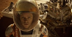 THE MARTIAN starring Matt Damon screengrab 5. Courtesy of 20th Century Fox.