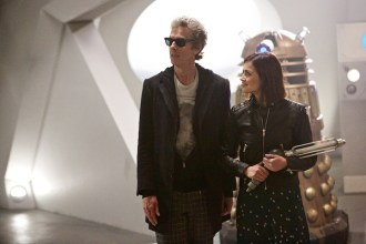 Photo : Copyright © Simon Ridgway, 2015 / +44 (0)7973 442527 / www.simonridgway.com / pictures@simonridgway.com / 16.03.15 Doctor Who Series 9 Block 2.