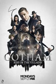 Gotham: Rise of the Villains Season 2 Logo