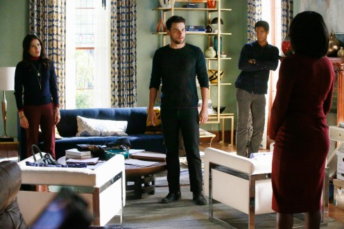 "VIDEO/PHOTOS: Preview 'How to Get Away with Murder' Season 2, Episode 4 ""Skanks Get Shanked"""