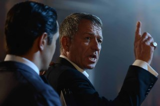 """GOTHAM: Alfred (Sean Pertwee) in """"Rise of the Villains: The Last Laugh"""" episode of GOTHAM airing Monday, Oct. 5 (8:00-9:00 PM ET/PT) on FOX. ©2015 Fox Broadcasting Co. Cr: Nicole Rivelli/FOX."""