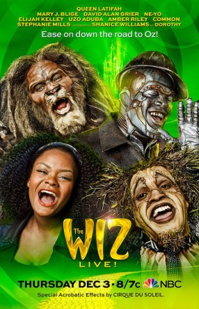 FIRST LOOK: Ease on Down the Road with Star-Studded Cast of 'The Wiz Live!'
