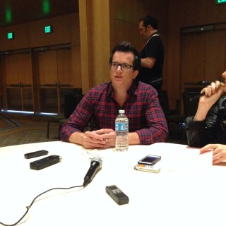 Supernatural Interview at SDCC 2015 with Jeremy Carver; Photo Credit: We So Nerdy