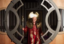 Doctor Who, Season 9, Episode 12, the President (Donald Sumpter). Photo Credit: © BBC WORLDWIDE LIMITED