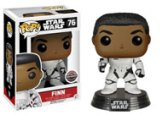 WSN 2nd Annual Holiday Giveaway; Stormtrooper Finn Funko Pop! GameStop Exclusive