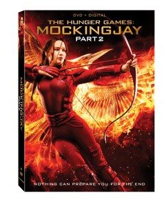 'Mockingjay Part 2' Arrives on Digital HD & Blu-ray/DVD in March