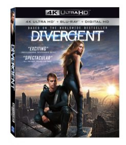 'Allegiant' Available on Digital HD in June & Blu-ray/DVD in July