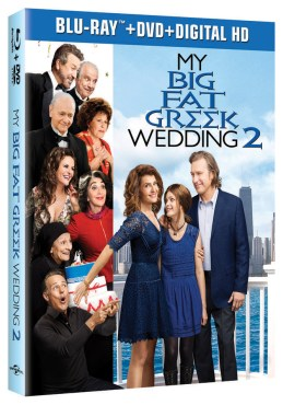 'My Big Fat Greek Wedding 2' Coming to Blu-ray/DVD/Digital HD this Month