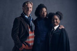 FIRST LOOK: 'Harry Potter and the Cursed Child' Cast in Iconic Roles