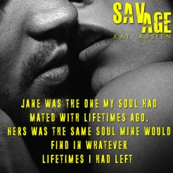 SPOTLIGHT: 'Savage' by Kat Austen
