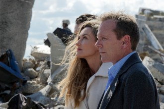 "PREVIEW: 'Designated Survivor' Season 1, Episode 2 ""The First Day"""