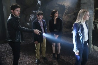 "PREVIEW: 'Once Upon a Time' Season 6, Episode 5 ""Street Rats"""