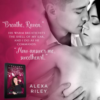 SPOTLIGHT: 'Halloween Treats' by Alexa Riley
