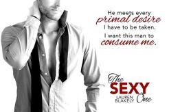 SPOTLIGHT: The Sexy One' by Lauren Blakely
