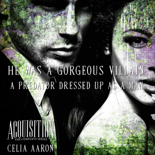 SPOTLIGHT: 'The Acquisition Series' by Celia Aaron