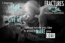 Spotlight: 'Fractures in Ink' by Helena Hunting