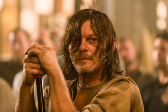 "PREVIEW: 'The Walking Dead' Season Seven, Episode Seven ""Sing Me A Song"""