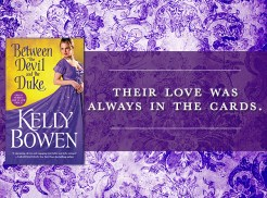 SPOTLIGHT: 'Between the Devil and the Duke' by Kelly Bowen