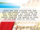 SPOTLIGHT/GIVEAWAY: 'The Cottage at Firefly Lake by Jen Gilroy