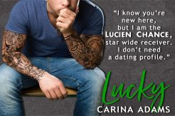 SPOTLIGHT: 'Lucky' by Carina Adams