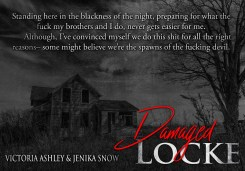 SPOTLIGHT: 'Damaged Locke' by Victoria Ashley & Jenika Snow